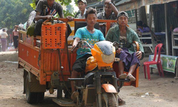 Vivre une aventure exceptionnelle en Birmanie à la découverte de Hpa An