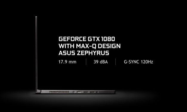 Les annonces de Nvidia lors du Computex 2017