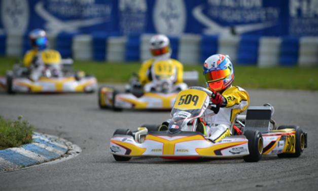 Karting 2017, une saison placée sous le signe du changement