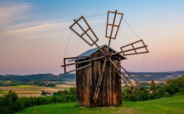 A la découverte du moulin du Partégal