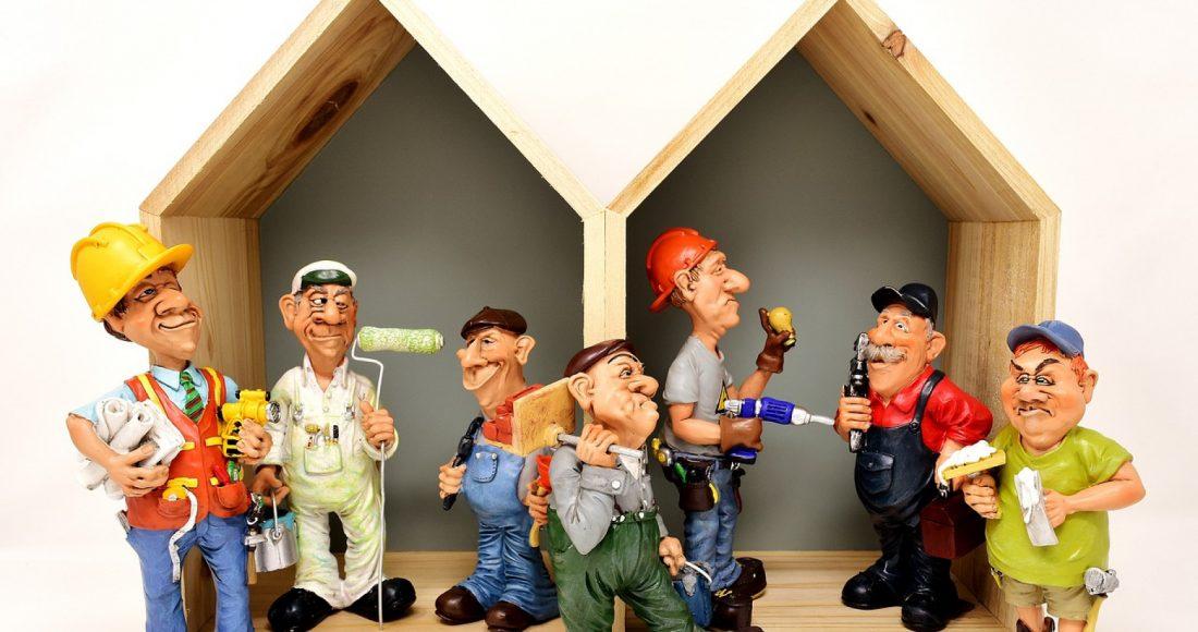 A qui faire appel pour rénover sa maison ?