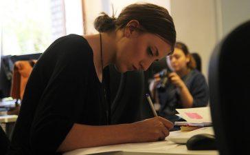 étudiante rennaise voulant faire le métier d'architecte