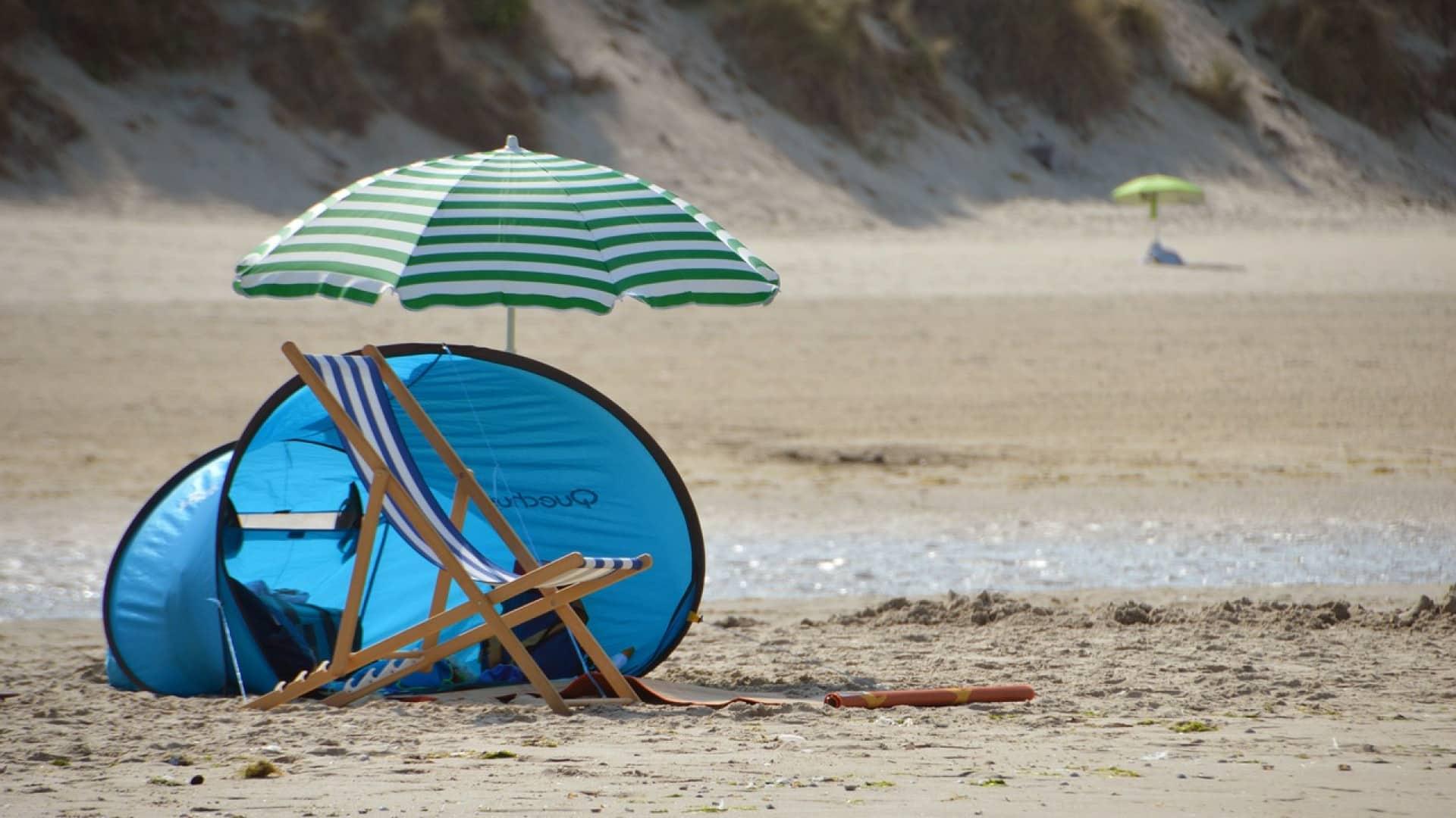 Camping au bord de la mer : pourquoi ?