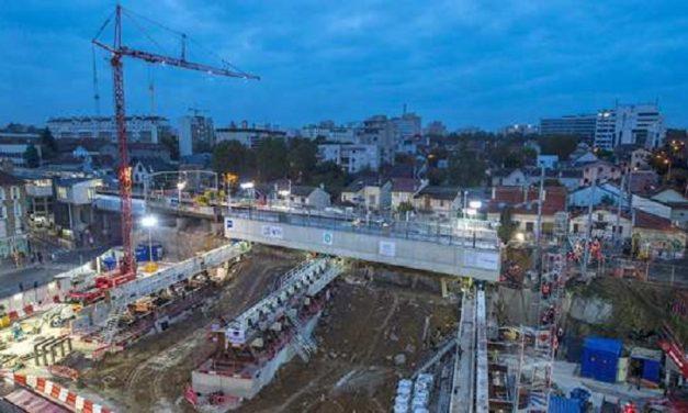 La France est loin derrière l'Allemagne et l'Italie en matière de construction