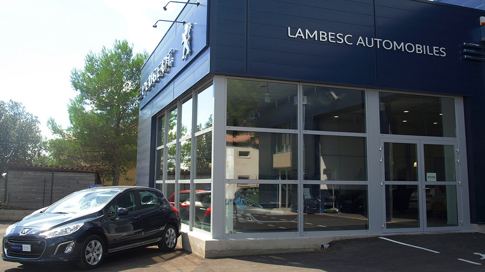 faire affaire avec un garage peugeot lambesc