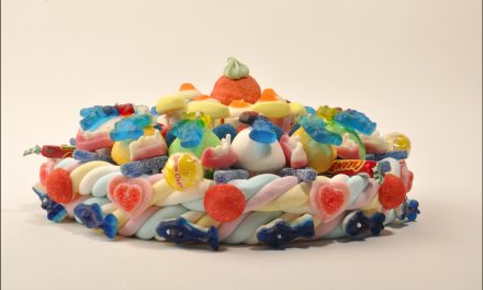 Offrez un dessert originale : le gâteau bonbon