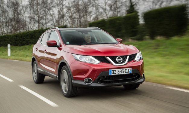 Nissan Qashqai : une nouvelle version dévoilée au salon de Genève