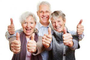 rencontres entre seniors