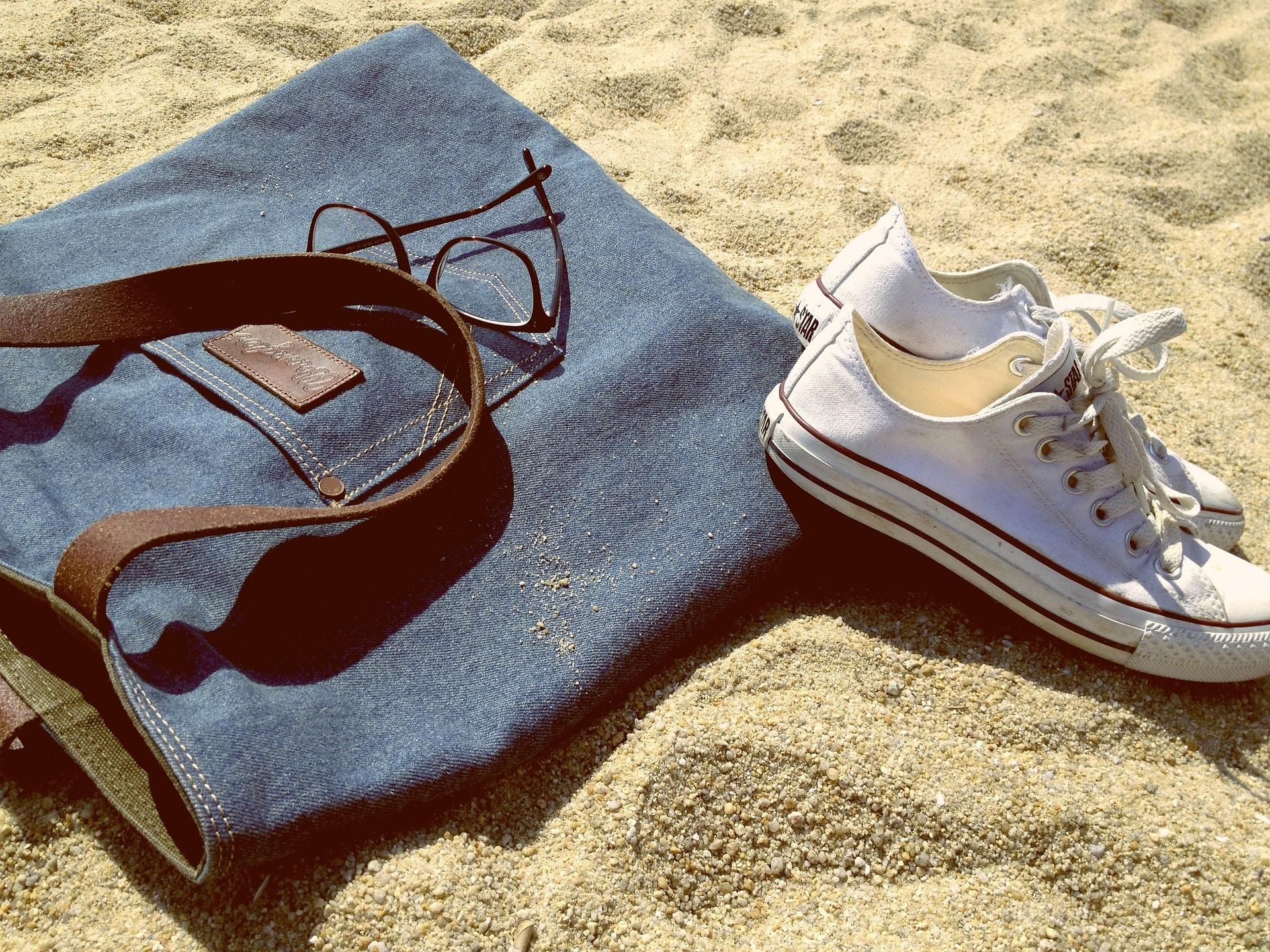 sac de plages
