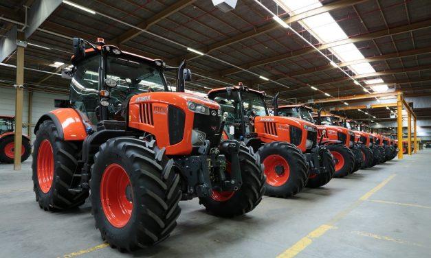 Tracteurs agricoles chenillards neufs et d'occasion