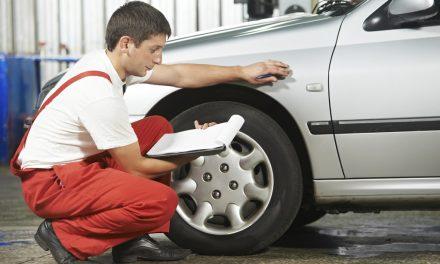Étapes de vérification d'une voiture d'occasion